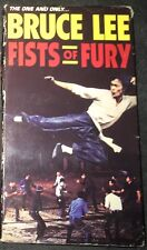 Fists of Fury (VHS, 2002)