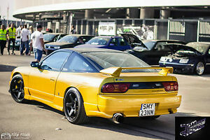 Details About For Nissan S13 Kouki Typex 180sx Bodykit Rear As Oryginal 13 Pieces 200sx 240sx