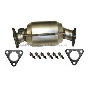 1999-2001 Nissan Frontier 3.3L Front Driver//Passenger Catalytic Converter FITS