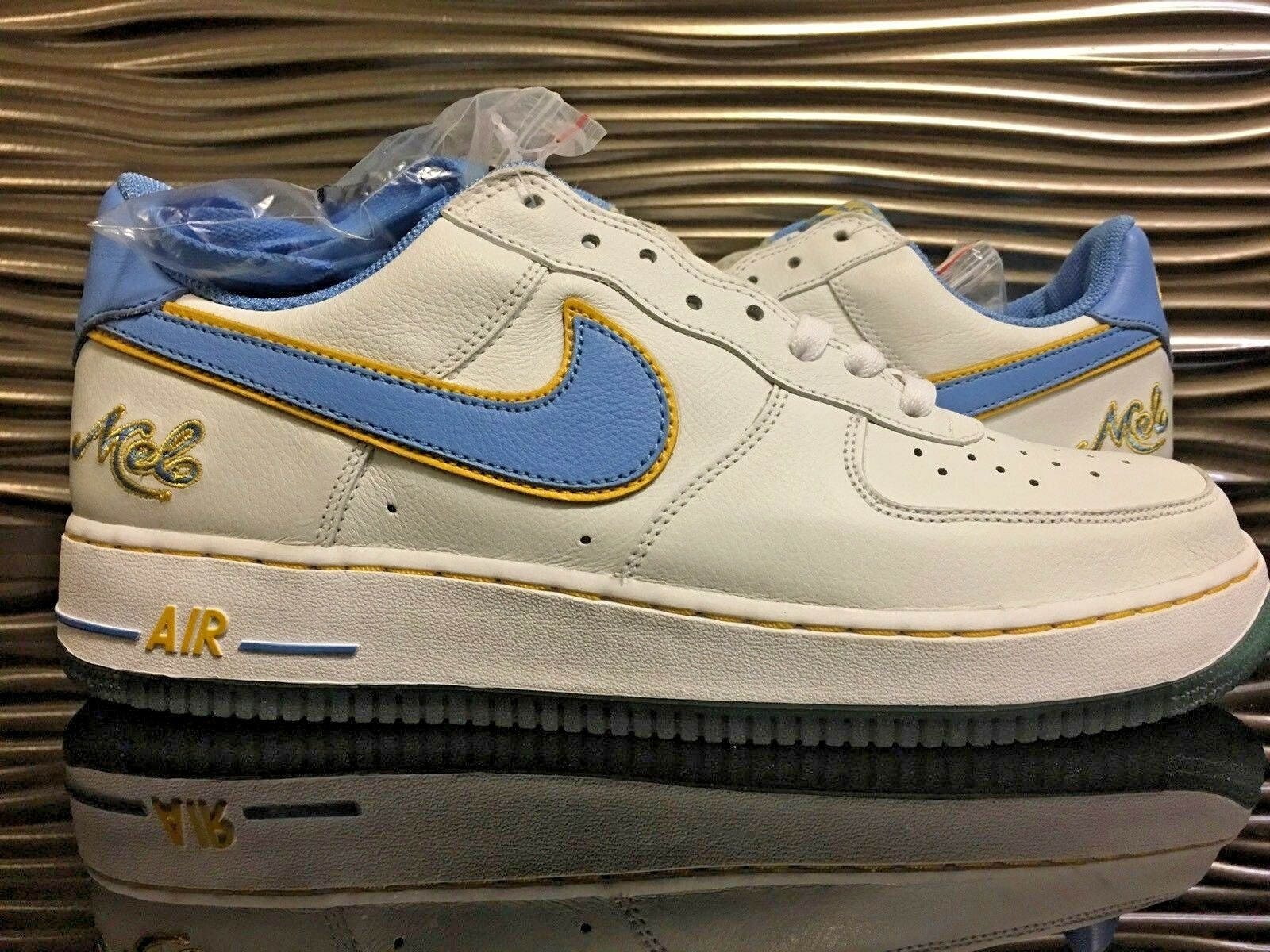 Nike Air Force 1 Low Melo Denver Nuggets Sample DS Men's Size 11 Carmelo Anthony