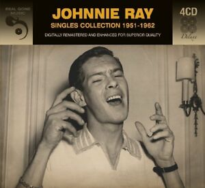 JOHNNY-RAY-SINGLES-COLLECTION-4-CD-NEW