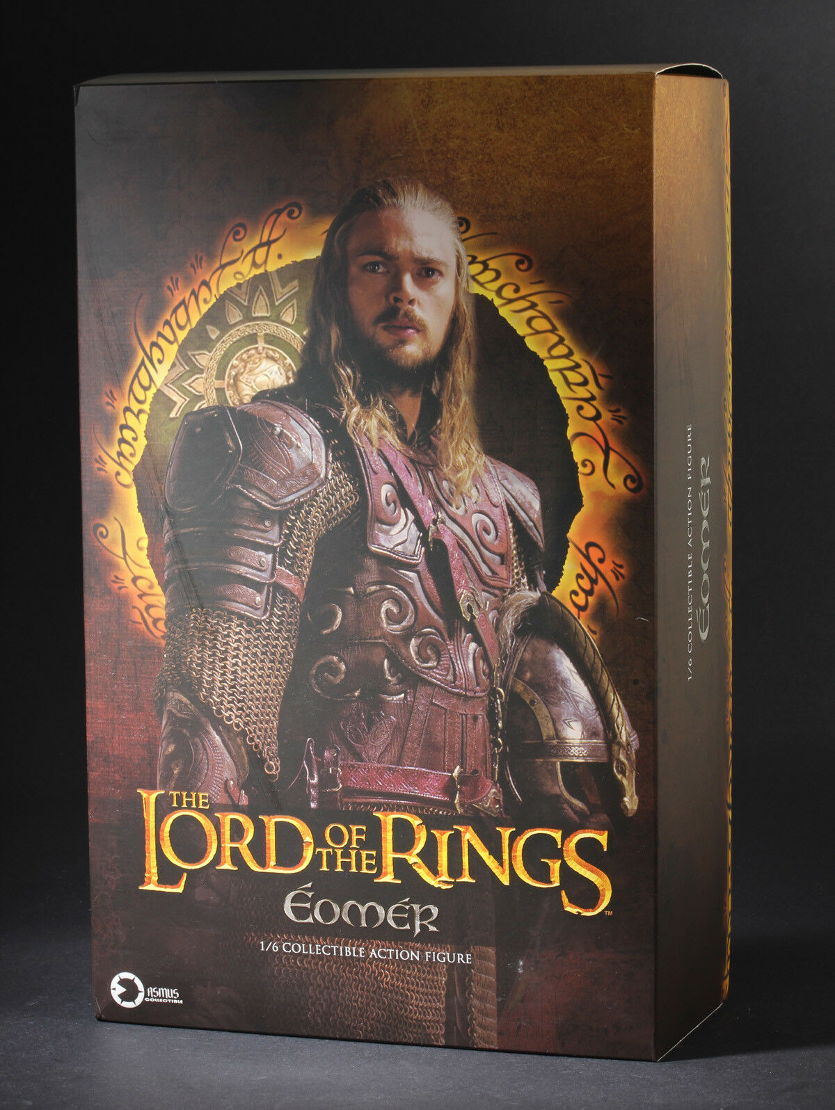 Asmus Toys Lotr011 The Lord Of The Ring Siries  Eomer 1 6 Statuetta