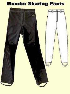 Mondor 747 Boy's Black Skating Pants GREAT QUALITY GREAT PRICE!
