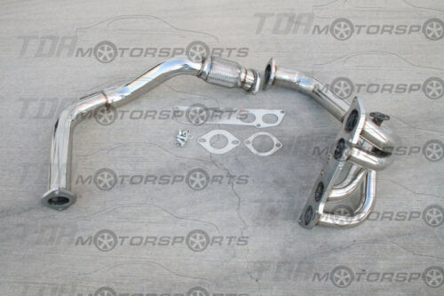 90-95 Toyota MR2 2.2L Stainless Headers 5SFE SW21