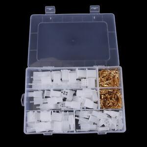 40-Set-Terminaux-Femelle-Male-Cosses-Connecteur-electrique-2-3-4-6-Voie-2-8mm
