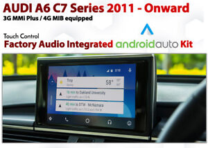 Audi-A6-C7-2012-current-3G-MMi-Plus-Integrated-Touch-Android-Auto-Retrofit-Kit