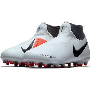 b97758f5c0d Nike Jr Phantom VSN Academy DF FG  MG Kids Soccer Cleats