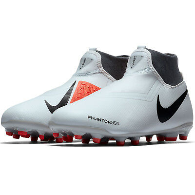 Nike Jr Phantom VSN Academy DF FG MG Kids Soccer Cleats | eBay
