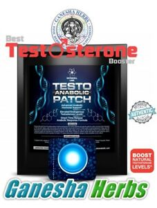 7-TESTO-DHERMAL-PATCHES-ADVANCE-ANABOLIC-HORMONE-SUPPORT-BOOST-TESTOSTERONE