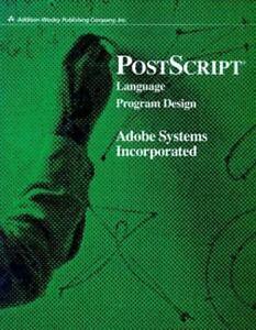 Details about PostScript Language Program Design, Adobe Systems Inc , Good  Condition, Book