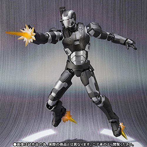 Bandai S.H. Figuarts máquina de guerra Mark 2 Mk aou Vengadores Figura De Acción Marvel