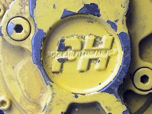 POCLAIN HYDRAULIC, ENGINE PART # MK04-2-114-K04