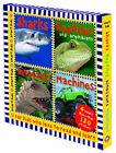 Smart Kids Sticker Books Slipcase by Roger Priddy (Hardback, 2009)