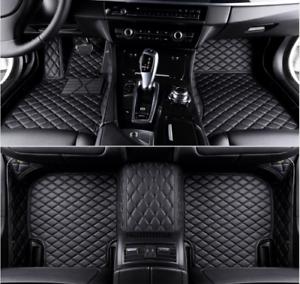 2009-2016 Sport Auto Fußmatten für Mercedes E-Klasse Typ W212 Bj