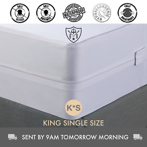 Bed-Bug-Mattress-Protector-amp-Cover-King-Single-Size