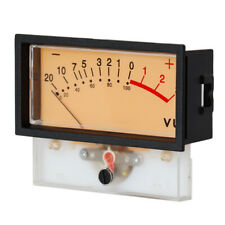 ammeter compact small vintage russian Microammeter Panel Meter 0-200uA