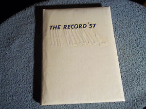 1957-VINELAND-HIGH-SCHOOL-YEARBOOK-VINELAND-NJ-034-RECORD-034