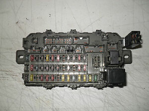 oem 98 acura integra under dash fuse box panel main interior inside rh cafr ebay ca 98 acura rl fuse box location 98 acura rl fuse box diagram