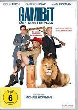 Gambit Der Masterplan - Colin Firth, Cameron Diaz / DVD #4345