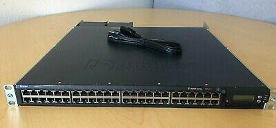 Juniper EX 4200 Series Ethernet Switch 8 PoE EX4200-48T-TAA Single Power Supply