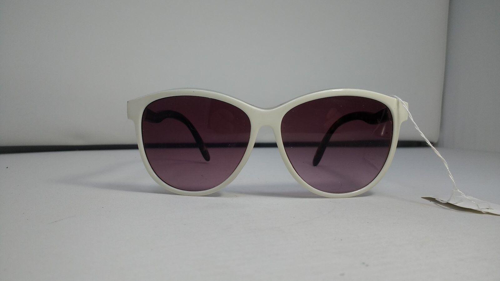 Betsey Johnson Sunglasses BJ213 82 WHITE TORTOISE 58-14-142 2392