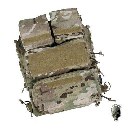 TMC Taktische Tasche Reißverschluss Panel mit Magnetbeutel AVS JPC2.0 CPC Vest
