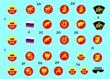1:35 New Penguin #35002 Modern Russian Internal Forces, Part 1  Decal