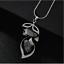 Damen-Halskette-Schmuck-Collier-mit-Anhaenger-Katze-Silber-lang-Vintage-Kette-M26 Indexbild 3