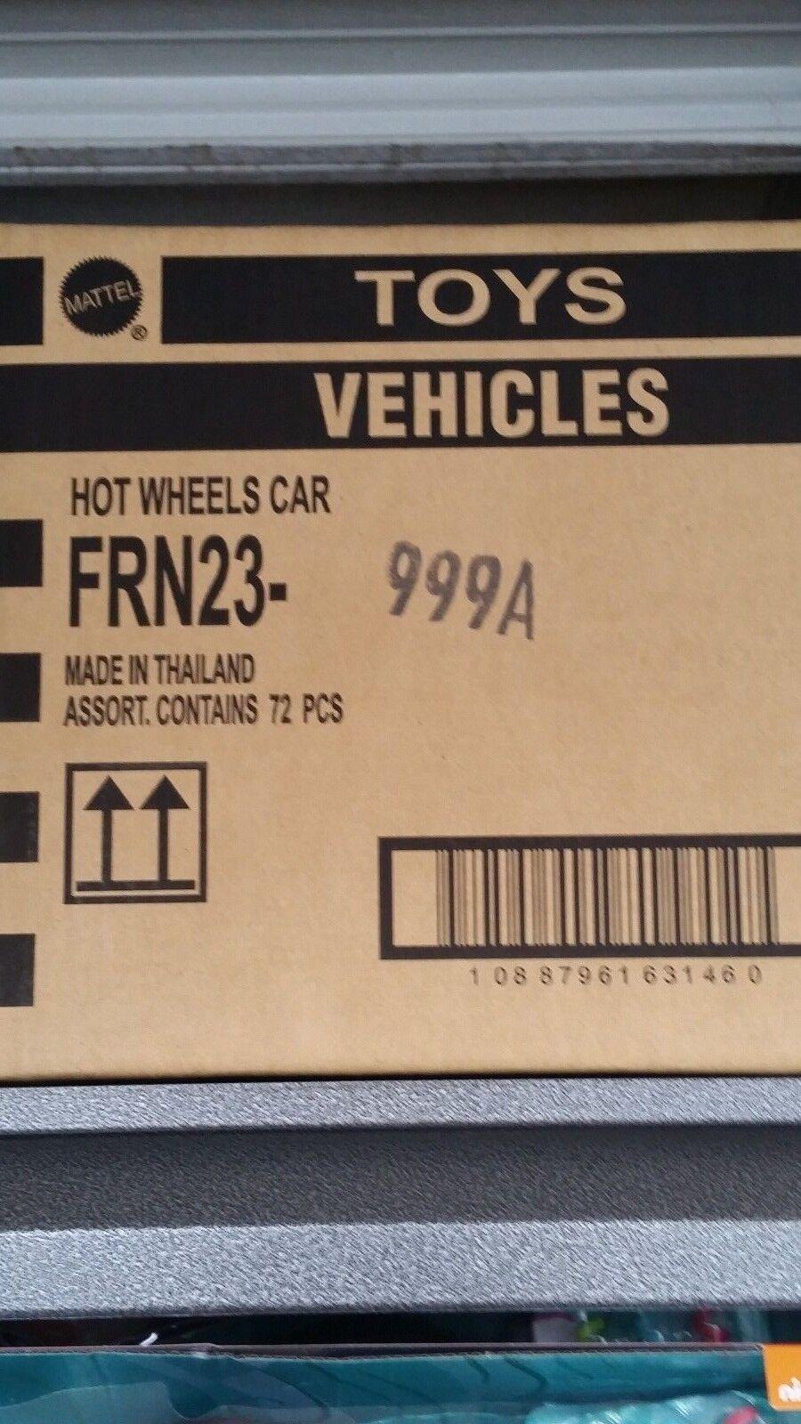 Hot wheels 50. jahrestag druckguss 1 64 zamac flammen sammlung der rechtssache 72 autos