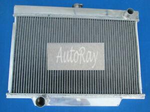 3-Row-ALUMINUM-RADIATOR-FOR-HOLDEN-EH-EJ-PREMIER-V8-SWAP-MT-1962-1965-64-63