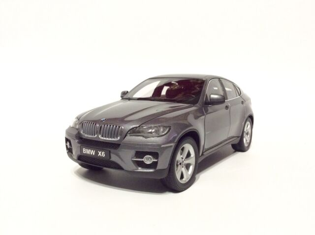 Kyosho 08761sg Bmw X6 Space Grey E70 2009 1 18 Best Looking Rarity