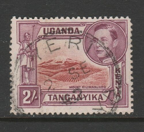K.U.T.193851 2 LAKEBROWN & BROWNPURPLE P.14 SG 146a FINE USED.
