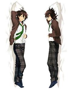 BL Anime Cosplay Dakimakura Senran Kagura Asuka Hugging Body Pillow Case Cover