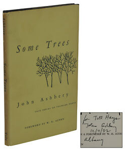Some-Trees-SIGNED-by-JOHN-ASHBERY-First-Edition-1st-1956-Yale-Younger-Poets