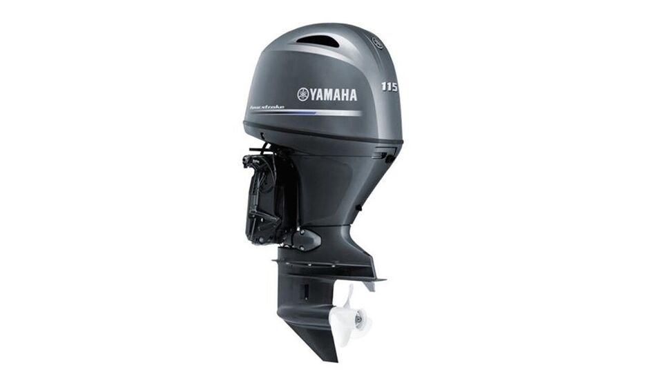 påhængsmotor Yamaha, hk 115, benzin