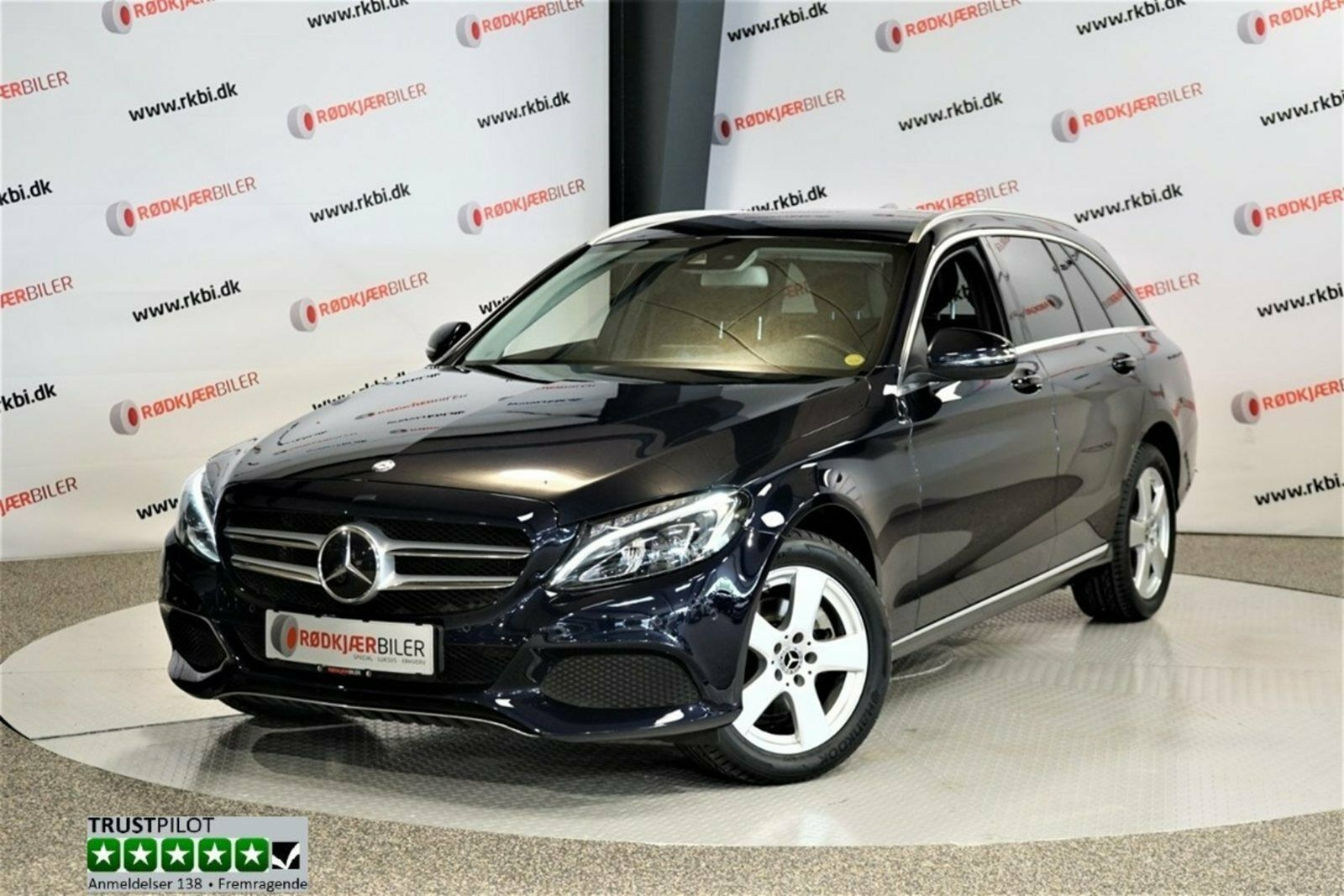 Mercedes C220 d 2,2 Avantgarde stc. aut. 4-M 5d - 359.900 kr.