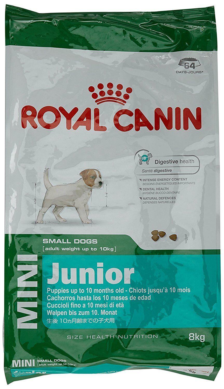 Royal Canin Mini Junior Dry Dog Food  8 kg
