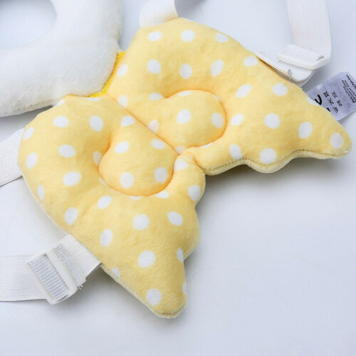 Baby Infant Head Protect Adjustable Safety Cushion Pads Wings Shoulder Protector