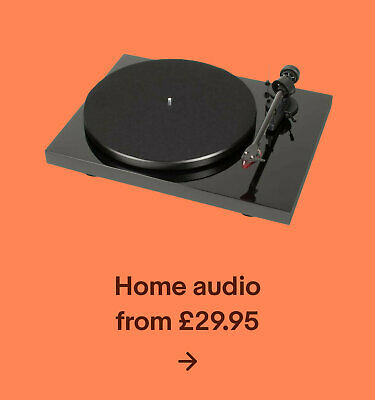 Home audio from £29.95