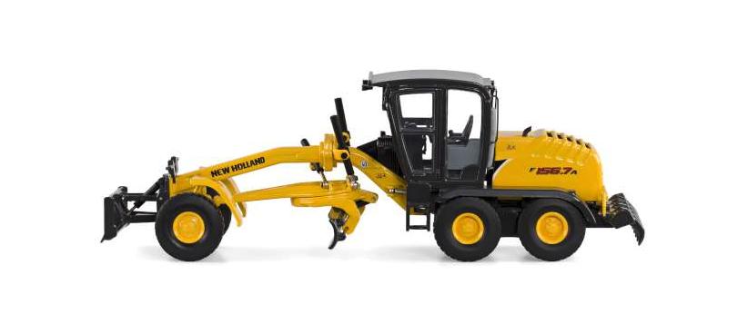 Motorart 13785 NEW HOLLAND F156.7 Grader échelle 1 50
