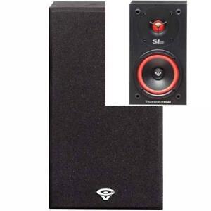 Image Is Loading Cerwin Vega SL 5M Bookshelf Speakers 5 1