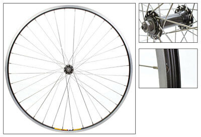 WM Wheel Rear 700x35 622x19 Wei Zac19 Bk Msw 36 Aly 8-10scas Qr Bk 135mm Ss2.0sl