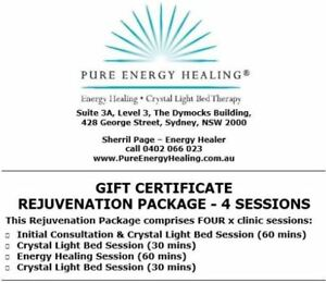 Rejuvenation-Package-4-Sessions-ConsultCrystalBedEnergyHealing-GIFT-CERTIFICATE