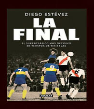 BOCA JUNIORS vs RIVER PLATE Final Match 1976 Great Book La Final !!