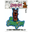 miniature 2 - Officially-Licensed-Scooby-Doo-Embroidered-Iron-On-Patch