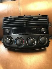 Genuine Toyota Parts 84010-08090 Control /& Panel Assy