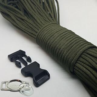 KEVLAR MICRO CORD 125ft SPOOL 320lb 1.18mm Paracord Rope Survival Kit Bushcraft
