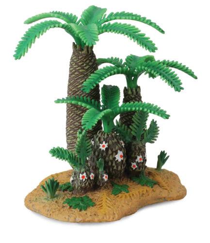 Monathesia /& cycadeoidea 9 cm Arbres et Plantes Collecta 89403 NEW /& BOXED MODEL