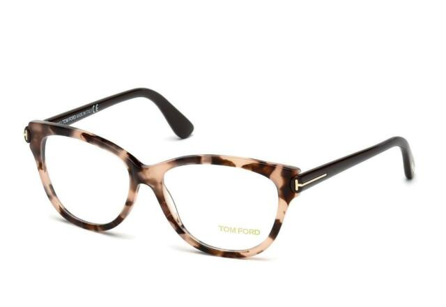 53841f8e72 Tom Ford Tf5287 Eyeglasses FT 5287 DESIGNER Eye Glasses Optical Frame 074  Pink