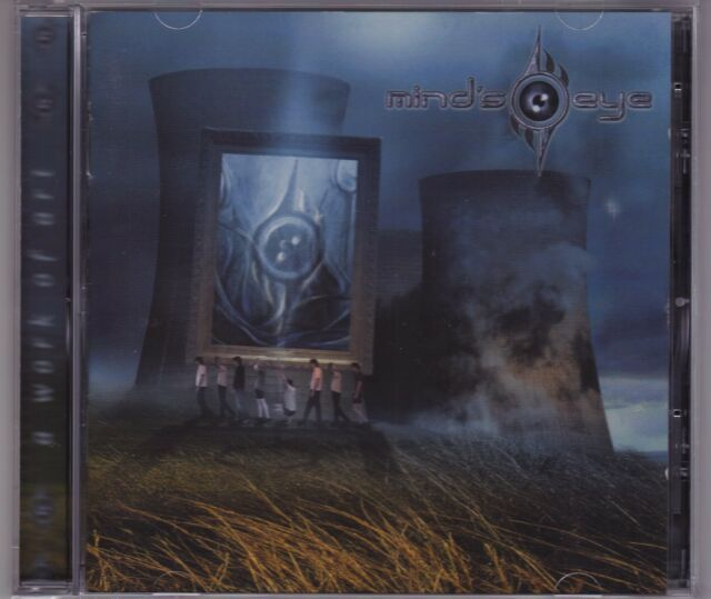 Mind's Eye - A Work Of Art - CD (312.5004.2 Rising Sun Germany)